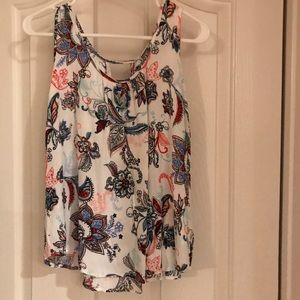 Tops - Women's off the shoulder shirt. Size Large